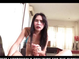 Petite Titted Femboy Anal..