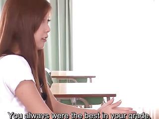 Subtitles  Asian teen Nozomi..