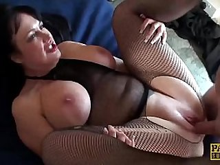 Big ass subslut fucked with..
