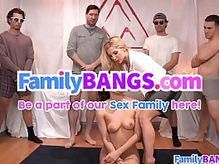 Young Teen Family Sex