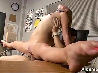 flexi schoolgirl gymnast..