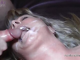 Teen girl Laura and Milf..