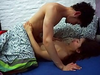 Spectacular young couple sex..