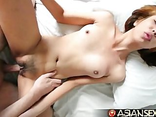 Big white cock unloads over..
