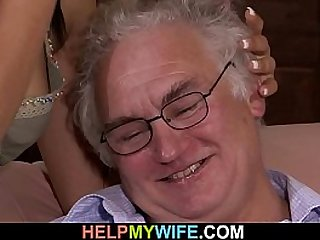 Young wife gets fucked by..