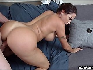 Big ass MILF fucked from..