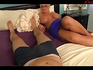 titty fucking my moms best..