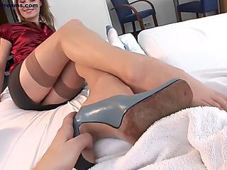 Erotic feet..