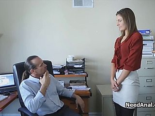 Legal Age Teenager secretary..