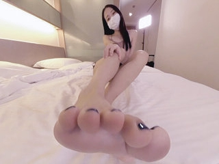 Cute Asian Wants to Feed You..