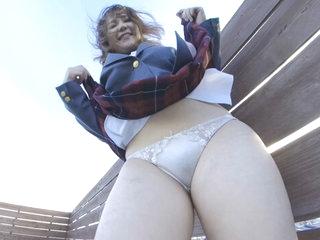 Schoolgirl Uniform Upskirt..