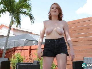Spicy Ginger - NaughtyMag
