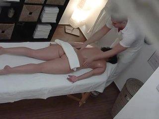 Czech Massage 9 Brunette..