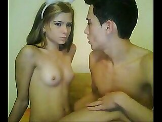 18 year old amateur couple..