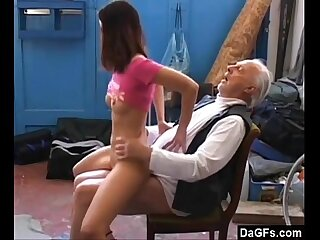 Old pervert horny for some..