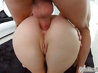 Ass Traffic Rough anal sex..