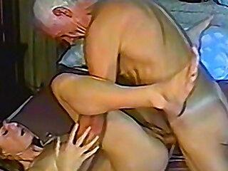 Grandpa gets himself some..