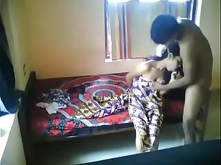 Hot Indian couple homemade..