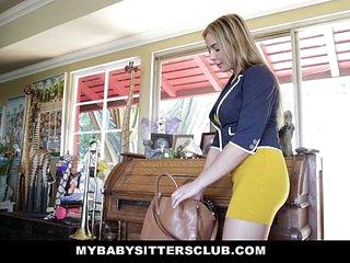 MyBabySittersClub - Hot Baby..