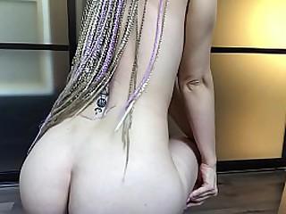 Stunning natural big boobs..