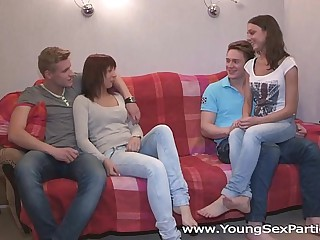 Young Sex Parties - Calling..