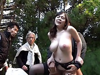 Cheating Japanese wife in..
