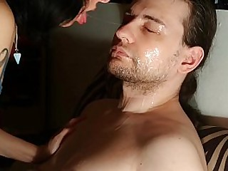 I love Daddy's hairy..